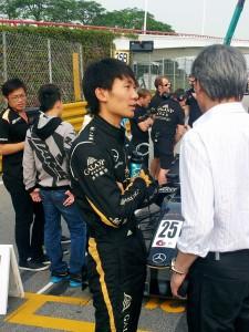 sun-zheng-was-chinas-only-driver-in-the-formula-3-macau-grand-prix