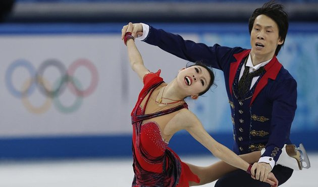 Pang and Tong bow out in Sochi