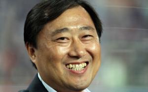 A very pleased CSL Chairman Yu Hongchen