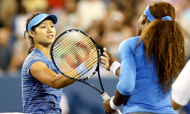 Li Na Serena Williams