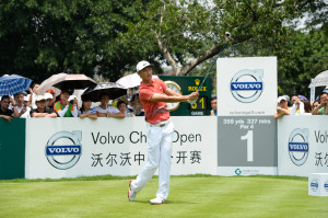 Li Haotong's four rounds were 73, 69, 67, 78 for 1-under total