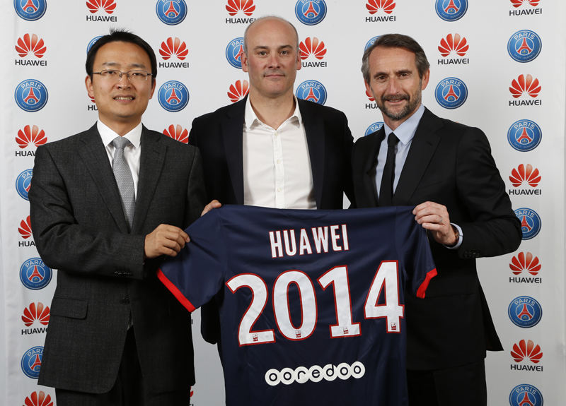 Huawei adda big one to its sporting portfolio