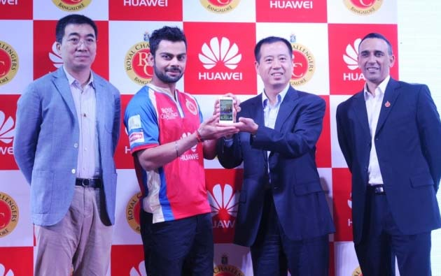 Huawei makes its first foray into cricket