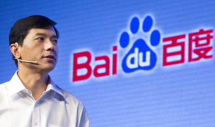 Baidu's Robin Li Yanhong