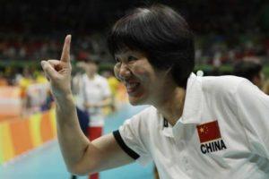 Lang Ping Rio Olympics