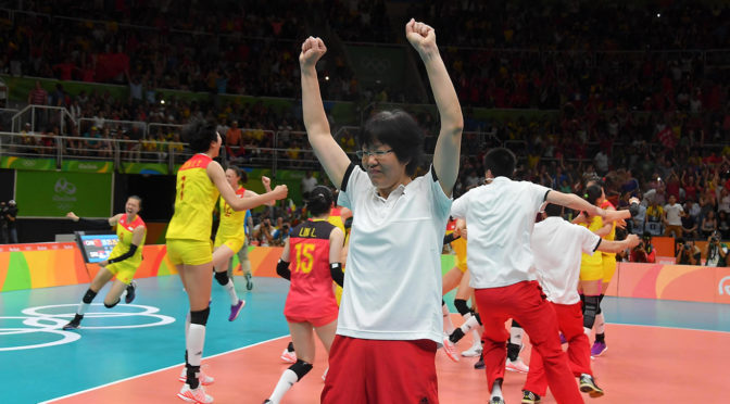 Lang Ping's Midas touch turns China volleyball mad