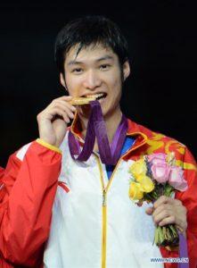Lei Sheng Rio Olympics