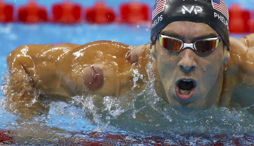 Ami Omer Dadaon of Team Israel Gold med in Mens 200m