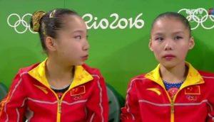Shang Chunsong tears