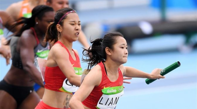 Relay controversy leaves China with short end of the baton