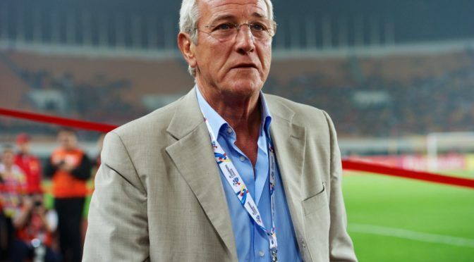 Lippi cashes in on China's Mission Impossible