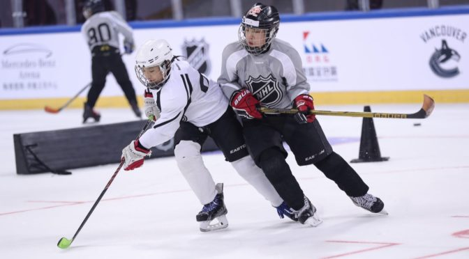 Why the NHL will make it in China – and why it won't
