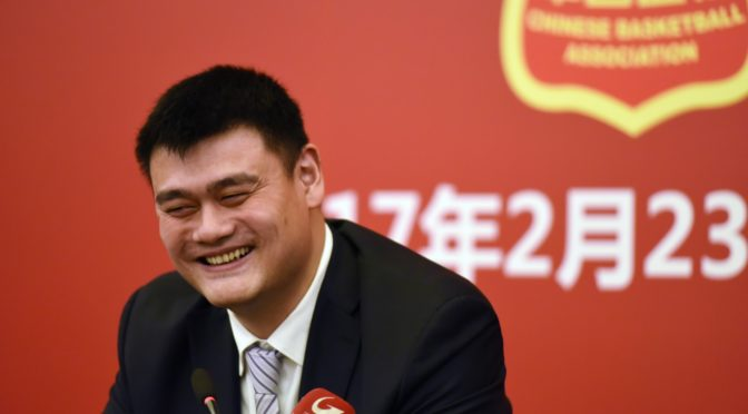 Yao Ming set to play biggest game of his life