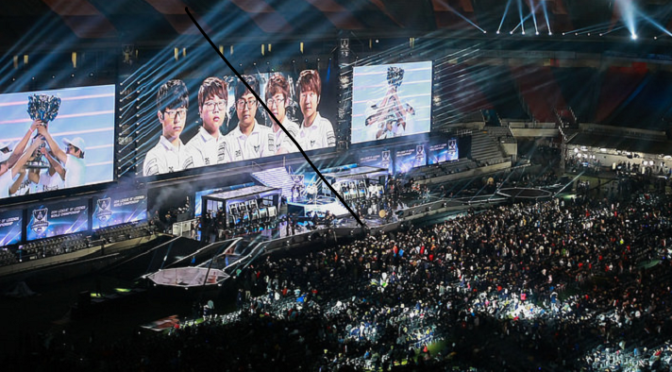 How money & influence are shaping eSports in China – and beyond