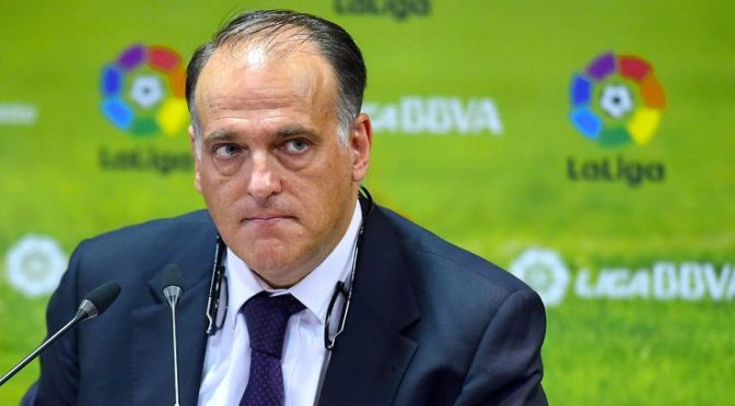 Is La Liga really coming to China?