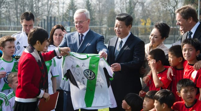 Where next for China's failed football experiment?