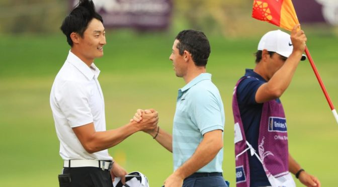 China's Li Haotong bests Rory to surge up world rankings, as Marbury confirms retirement