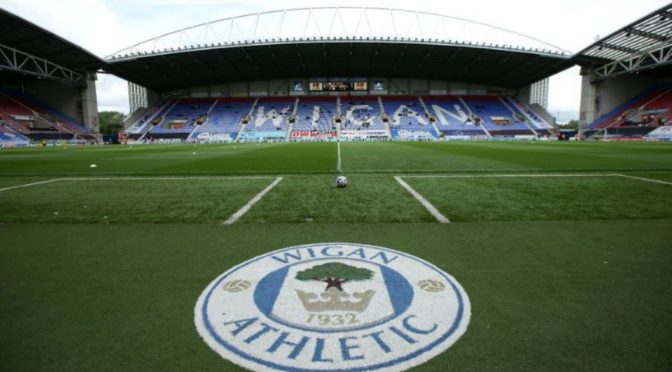 Wigan Athletic takeover, AFC open to offers, China's Olympic-sized delegation and more